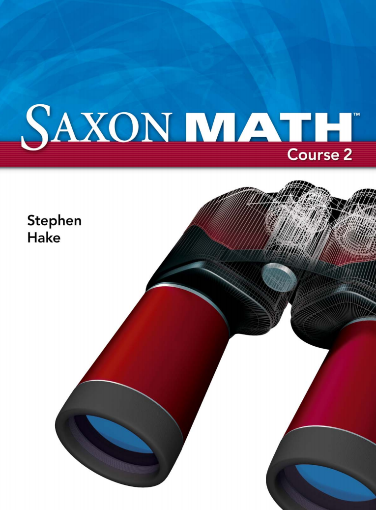 Saxon Math Course 2 Unit