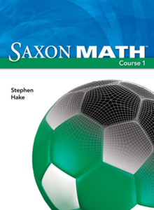 Saxon Math Course 1 Unit