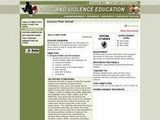 Bully-Free Zone Lesson Plan