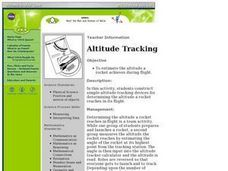 Altitude Tracking Lesson Plan
