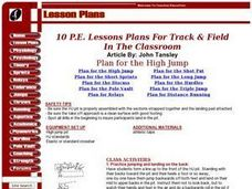 Plan For The Discuss Lesson Plan