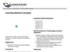 Learning Abstract Concepts Lesson Plan