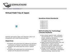 Virtual Field Trip of Japan Lesson Plan