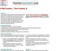 My Country, Your Country Lesson Plan