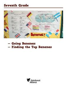 Honduras: Going Bananas Lesson Plan