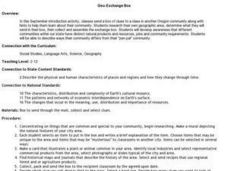 Geo-Exchange Box Lesson Plan