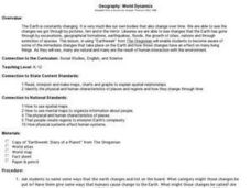 Geography: World Dynamics Lesson Plan
