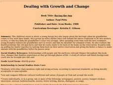 Dealing with Growth and Change Lesson Plan