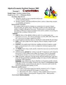 Count The Letters Lesson Plan