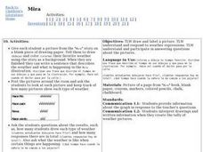 Mira:  Activity 10 Lesson Plan