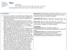 Mira:  Activity 9 Lesson Plan