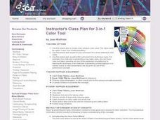 3-in-1 Color Tool Lesson Plan