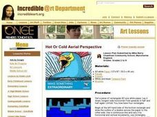 Hot or Cold Perspective Lesson Plan