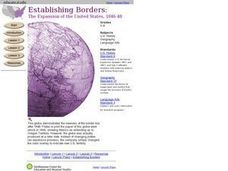 Establishing Borders: U.S. Expansion Lesson Plan