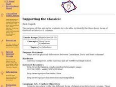 Supporting the Classics! Lesson Plan