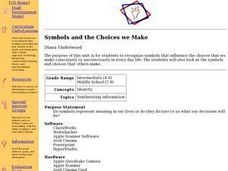 Symbols and the Choices we Make Lesson Plan