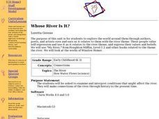 Whose River Is It? Lesson Plan