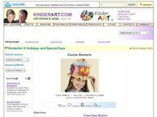 Easter Bonnet Lesson Plan