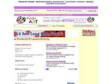 Fossil Fantastic Lesson Plan