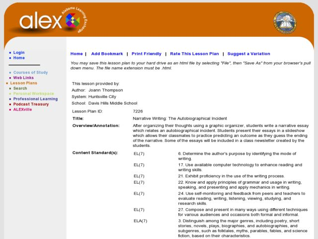 expository essay mini lessons Expository writing lessons 6th grade summarising the content of the essay expository and concisely an essay requires you to demonstrate your understanding of a.