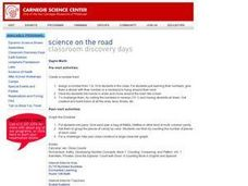 Science On The Road Lesson Plan