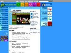 Child Gambling Lesson Plan