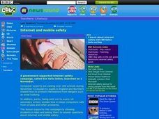 Internet and Mobile Safety Lesson Plan