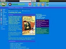 Cracking Codes and Ciphers Lesson Plan