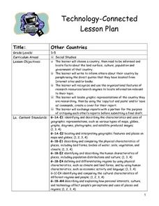 Other Countries Lesson Plan