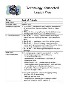 Best of Friends Lesson Plan