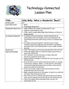 "Jelly Belly:  What a Wonderful ""Bean""! Lesson Plan"