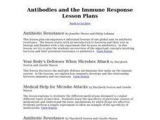 Antibodies and the Immune Response Lesson Plans - Biology Teaching Thesis Lesson Plan