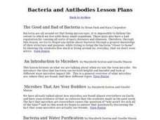 Bacteria and Antibodies Lesson Plans - Biology Teaching Thesis Lesson Plan