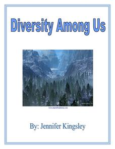 Diversity Among Us Lesson Plan