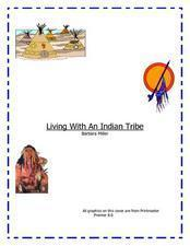 Living With An Indian Tribe Lesson Plan