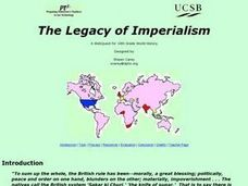 The Legacy of Imperialism Lesson Plan