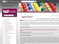 Squirt Level 3 Lesson Plan