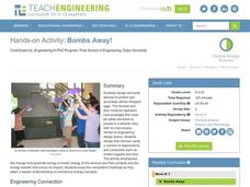 Bombs Away! Lesson Plan