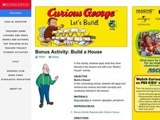 Bonus Activity: Build a House Lesson Plan