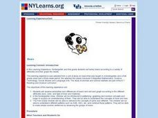 Science: Teddy Bear Nation Lesson Plan