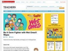 Germs and Microbes Lesson Plan