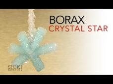 Borax Crystal Star Video