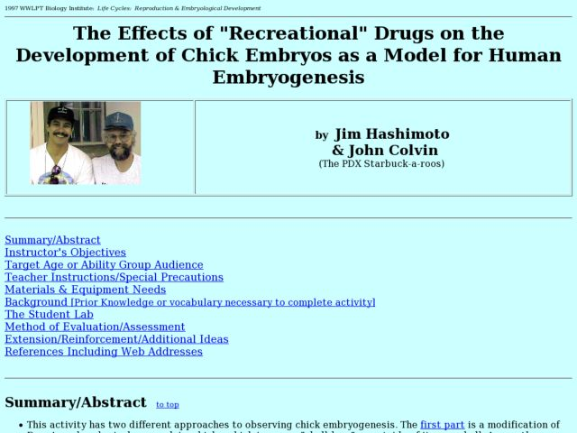 The Effects of