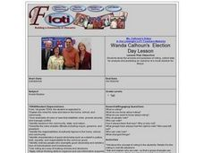 Social Studies: Election Simulation Lesson Plan