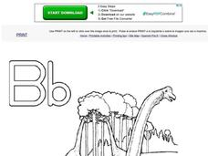 Brachiosaurus Worksheet