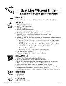 A Life Without Flight Lesson Plan