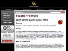 South Dakota Quarter Lesson Plans Lesson Plan