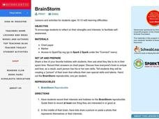 BrainStorm Lesson Plan