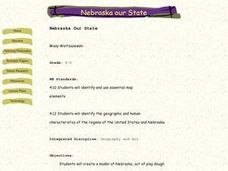 Nebraska: Our State Lesson Plan