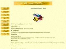 Butterflies on the Web! Lesson Plan